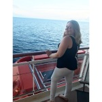 me on boat 2