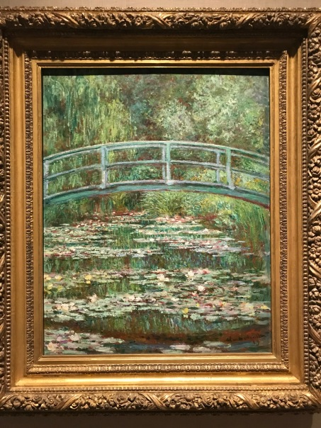 monet bridge